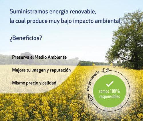 energia limpia para IMTRA
