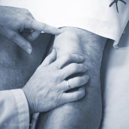 Consulta dolor rodilla