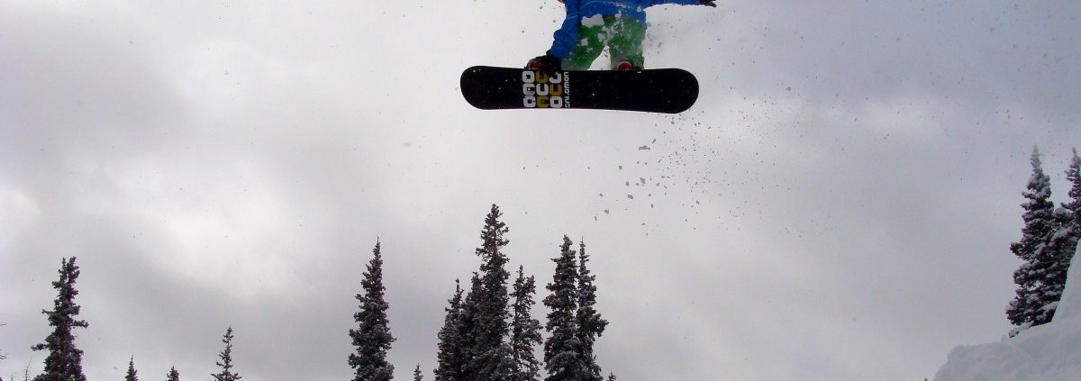 lesiones snowboard