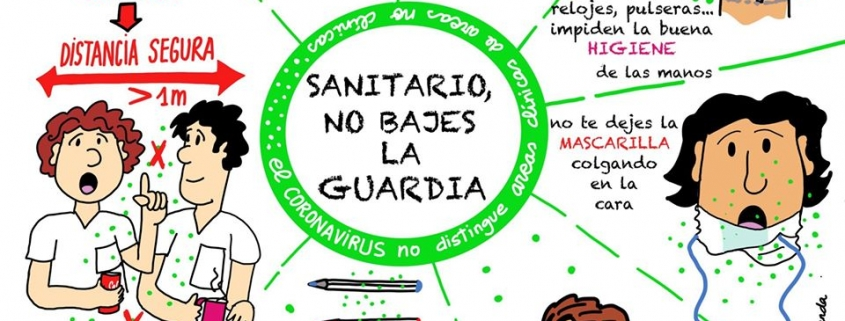 sanitario-no bajes la guardia